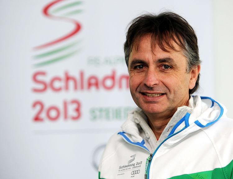 Reinhold Zitz, Direktor Organisation Schladming