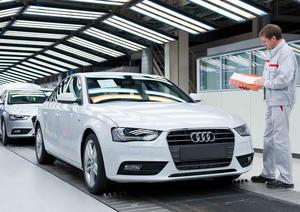 Audi startet erfolgreich ins Jahr 2013: Weltweiter Absatz legt um 16,3 Prozent zu