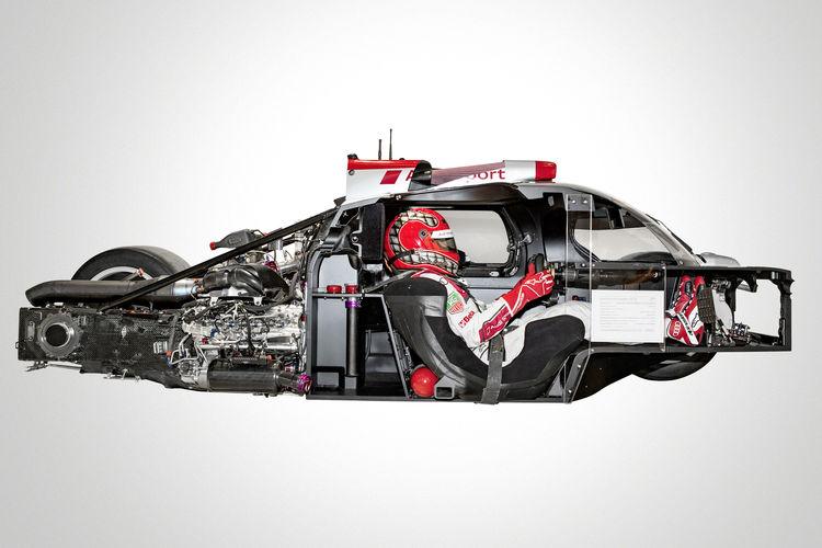 Umweltpreis für den Audi R18 e-tron quattro
