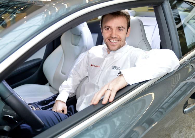 Jamie Green startet ab 2013 für Audi in der DTM