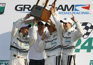 One-two victory for Audi customer teams at Daytona