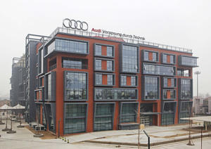 Audi opens Research & Development Center for Asia in Beijing, China
