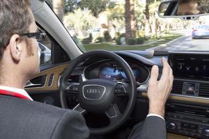 """Audi-Chef Rupert Stadler: """"Pilotiertes Fahren noch in diesem Jahrzehnt"""""""