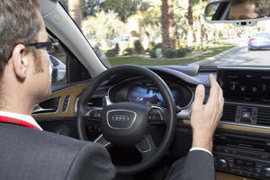 "Audi CEO Rupert Stadler: ""Piloted driving will become reality this decade"""