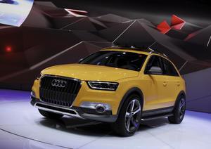 Audi Press Conference – Auto China 2012
