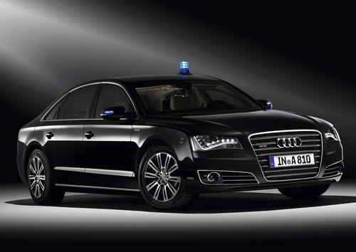 Audi A8 L Security (2011)