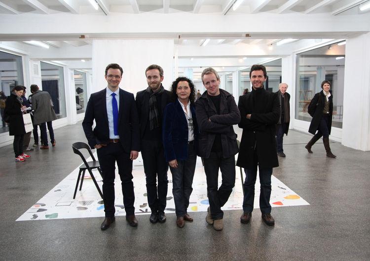 """""""Audi Mentorpreis by A&W"""" für Designer Miguel Vieira Baptista"""