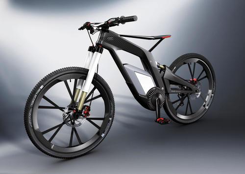 Audi e-bike Wörthersee