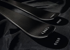 Lightweight design for winter sports: the Audi Carbon Ski