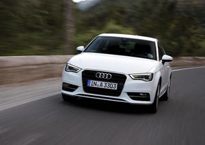 Audi A3 2.0 TDI quattro with S line Exterieur-Package