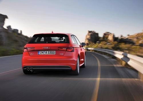 Audi A3 1.8 TFSI quattro mit S line Exterieur-Paket