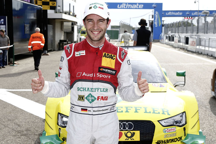 Audi shines in qualifying at Zandvoort
