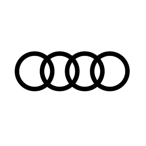 Audi-Logo: Neues Corporate Design