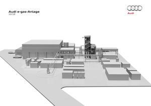 Audi e-gas-Anlage