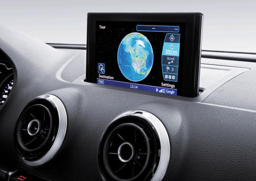 Audi A3 MMI Display