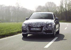 Audi A3 - Function safeguarding trail