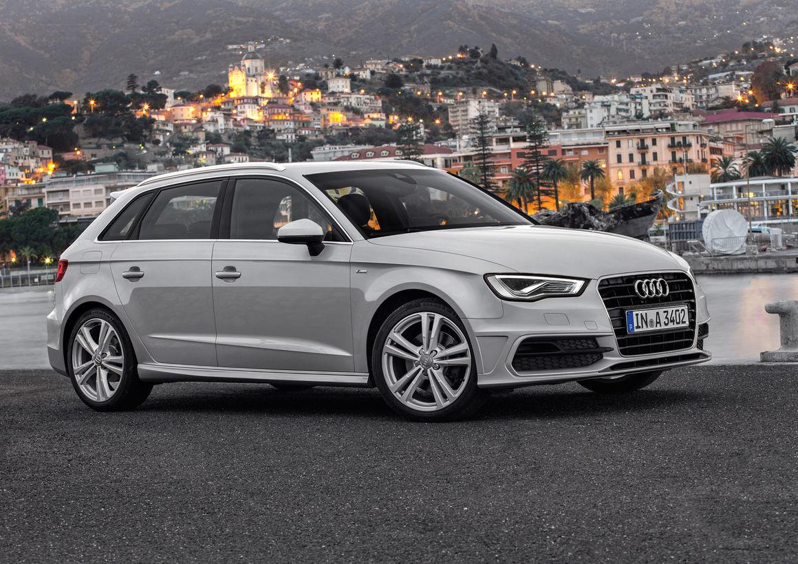 Audi A3 Sportback S line