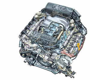 Engines from Neckarsulm - Petrol-engines