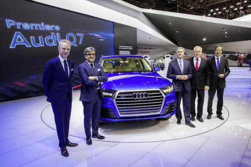 NAIAS Detroit 2015