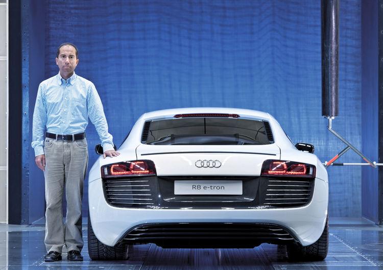 Dialoge – das Audi-Technologiemagazin 1/2012