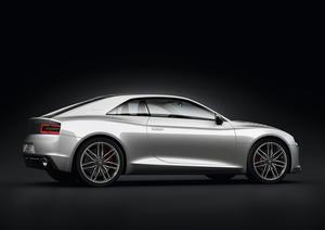 Audi quattro concept