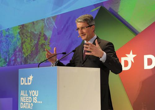 Rupert Stadler (Vorstandsvorsitzender AUDI AG)