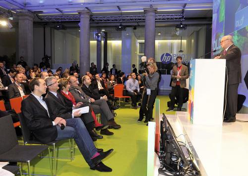 Digitale Zukunft: Audi bei der DLD Conference 2012