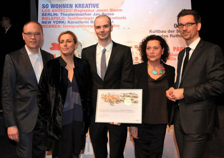 Preisverleihung A&W Designer of the Year in Köln: