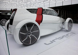 Audi at the CES 2012