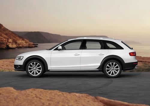 Audi A4 allroad quattro (2011)