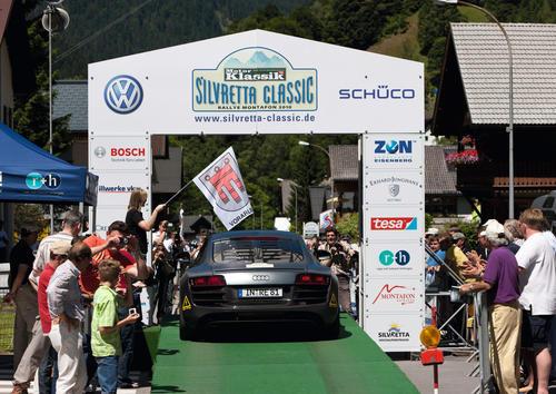 Silvretta E-Auto Rally Montafon 2010