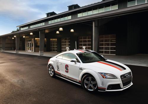 Audi TTS Pikes Peak