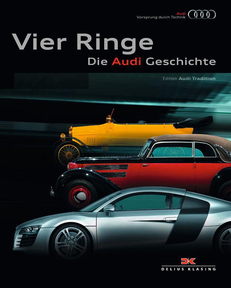 """""""Vier Ringe – Die Audi Geschichte"""""""