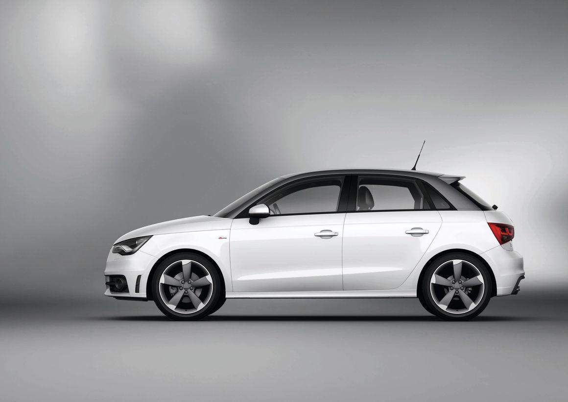 Audi A1 Sportback S Line Audi Mediacenter