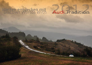 Around the world in a year with Audi Tradition