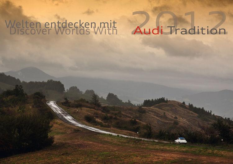 Mit Audi Tradition ein Jahr lang auf Weltreise
