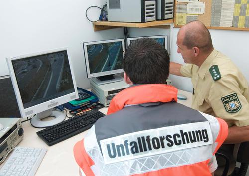 Audi Accident Research Unit (AARU)