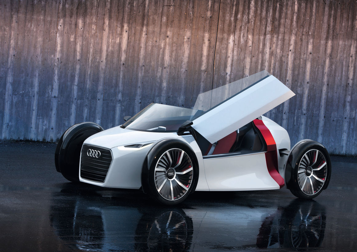 Audi urban concept Spyder