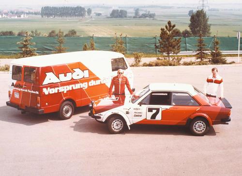 Audi 80 - 1979