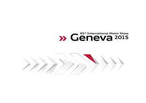 85th International Motor Show Geneva 2015