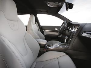 Audi S6 - Interior