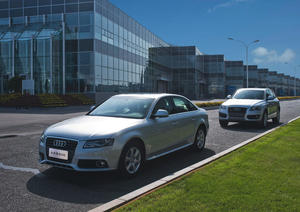 Neue Montagehalle in Changchun/China - Audi Q5/Audi A6 Linie