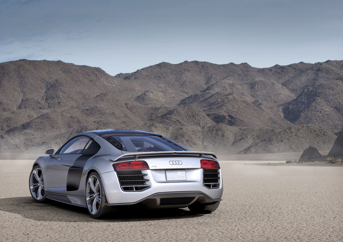 Kekurangan Audi R8 V12 Spesifikasi