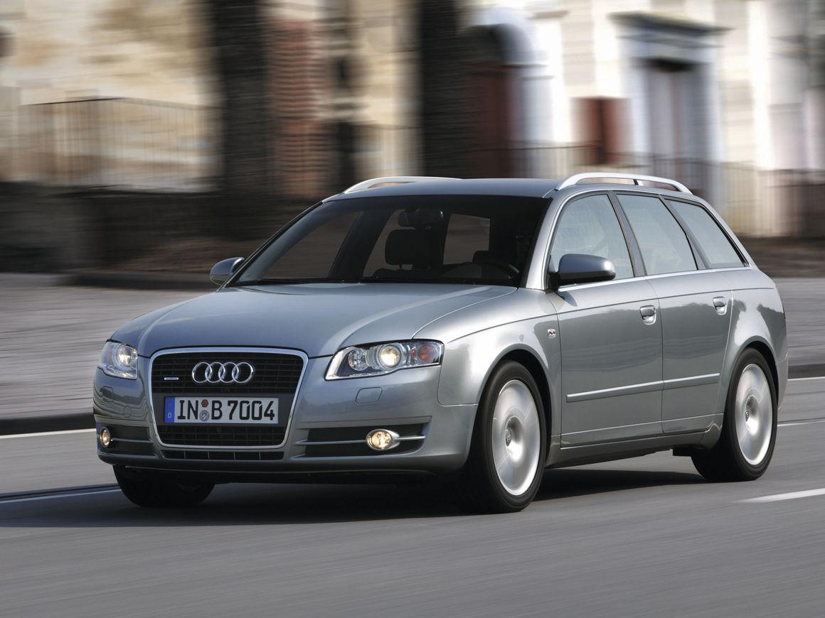 Kekurangan Audi A4 Avant 2004 Review