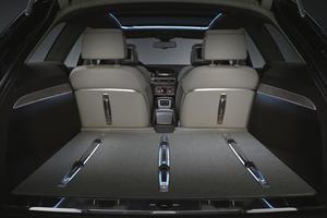 Audi allroad quattro concept - Innenraum