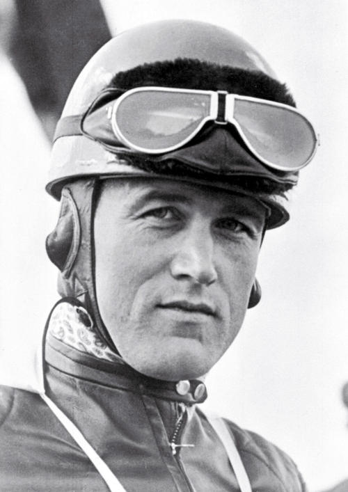 Centenary of racing legend Ewald Kluge's birth