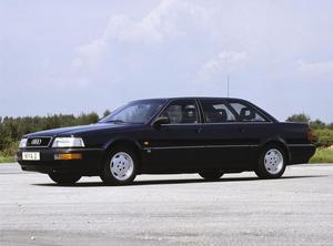 Audi V8L quattro