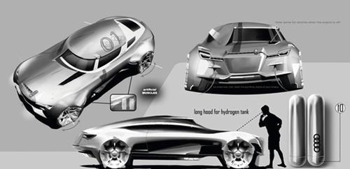 Jubiläumsmagazin Design