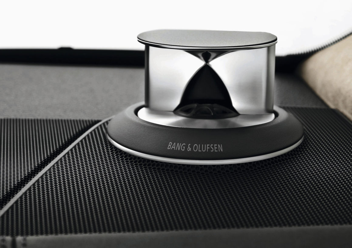 bang & olufsen sound system with 3d sound | audi mediacenter