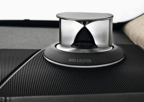 Bang & Olufsen Sound System with 3D sound